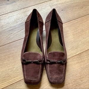 Office loafers flats shoes aerosoles